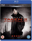 Taken 2 - Extended Harder Cut [english subtitles] (Blu-ray)