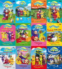 Teletubbies - Complete series (12xDVD) : DVD Zone Shop